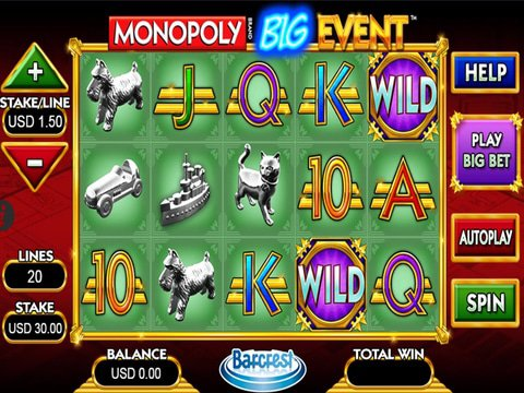 Monopoly Game Preview