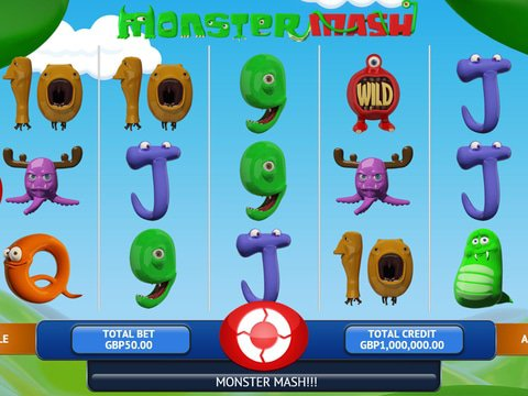 Play Monster Mash Slots Free With No Download Here