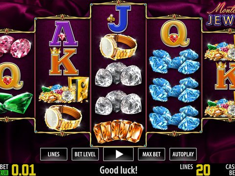 Monte Carlo Jewels HD Game Preview