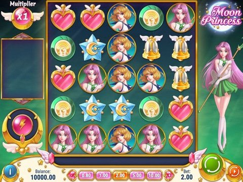 Moon Princess Game Preview