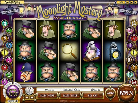 Moonlight Mystery Game Preview