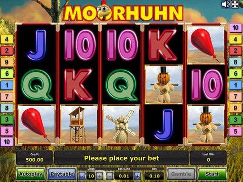 Moorhuhn Game Preview