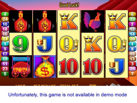 Try More Chilli Slots with No Download Required