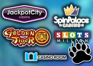 best online casinos and casino bonuses