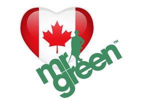Mr Green Accepts Canada