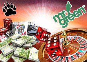 mr green gadget spinaway bonus
