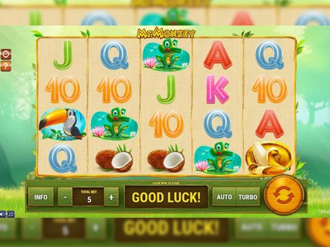 Mr Monkey Game Preview