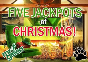 Mr Green Casino 5 Jackpots of Christmas