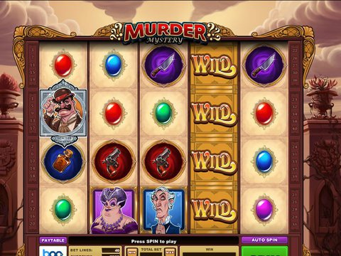 Solve The Murder Mystery Slots With No Download