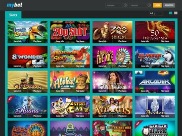Mybet Casino Software Preview