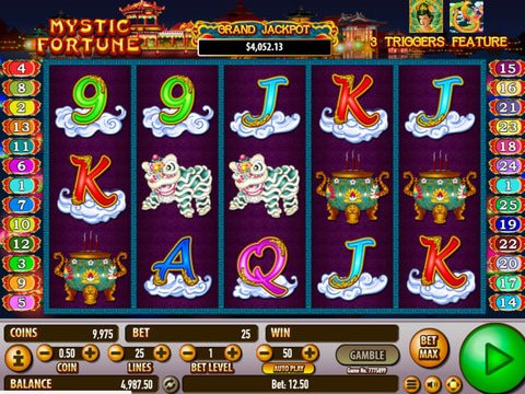 Mystic Fortune Slot Game Review