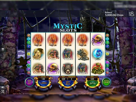 Mystic Slots Game Preview