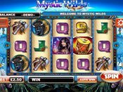 Mystic Wilds Game Preview