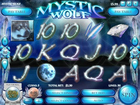 Mystic Wolf Game Preview