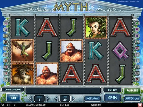 Myth Game Preview