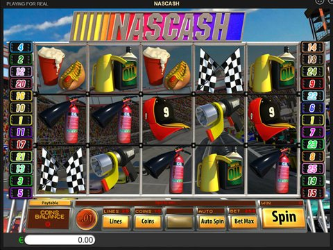 Enjoy The Nascash Slot Game With No Download