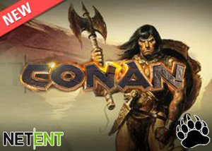 Netent Casinos to Release new Conan Branded Slot