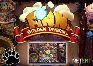 New Finn's Golden Tavern Slot from NetEnt