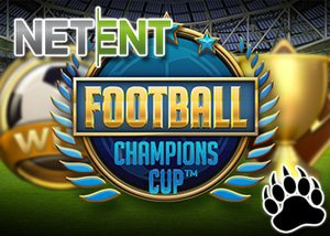 NetEnt's Football: Champions Cup Free Slot Game May 23, 2016