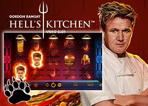 NetEnt Hell's Kitchen Slot