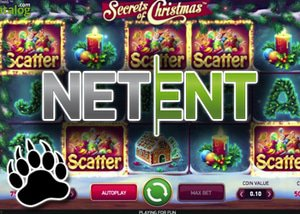 new Secrets of Christmas slot available at NetEnt casinos