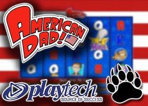 playtech casinos new american dad slot