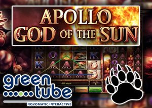 new apollo god of the son slot greentube casinos