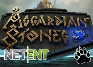 New Asgardian Stones Slot Netent Casinos