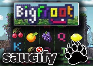 New Bigfroot Slot Now At All Saucify Casinos For Mobile and PC