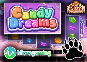 microgaming casinos new slot candy dreams
