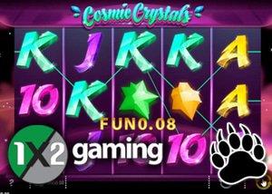 New Cosmic Crystals Slot 1x2 Gaming