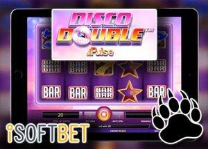 new disco double slot isoftbet casinos