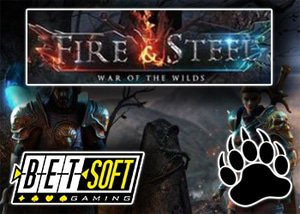betsoft new slot fire and steel