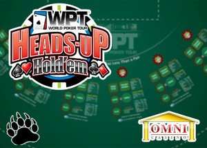 Omni Casino Releases New Heads Up Hold'em Poker