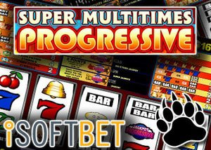 new super multitimes progressive hd slot isoftbet