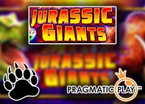 New Jurassic Giants Slot Launched by Pragmatic Play