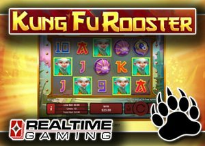 new kung fu rooster slot rtg casinos