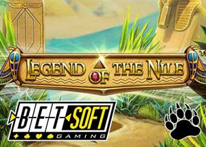 New Legend of the Nile Slot BetSoft Casinos