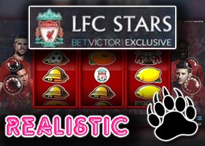 New Liverpool FC Slot Coming from Realistic Games