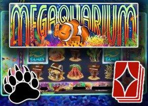 new megaquarium slot rtg