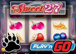 new playngo slot sweet 27