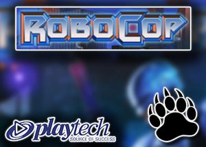 Robocop slot by playtech
