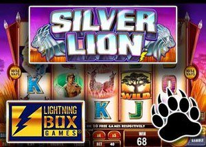 new silver lion deluxe slot lightning box games casinos