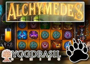 yggdrasil casinos new alchymedes slot