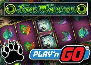 play'n go casinos new slot jade magician