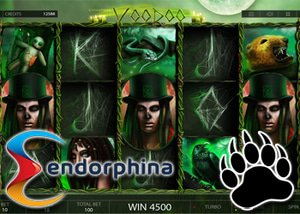 new voodoo slot from endorphina software