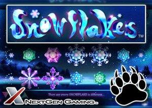 nextgen casinos new snowflakes slot