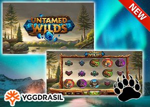New Yggdrasil Untamed Wilds Slot