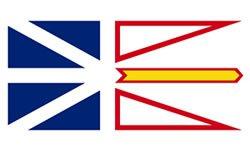 Newfoundland provincial flag