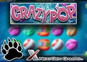 NextGen Gaming's New Crazy Pop Slot